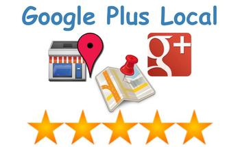 Small google plus local review pic