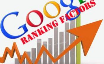 Small google top search engine ranking factors