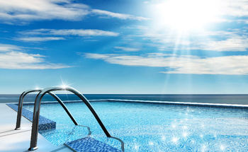 Small swimming pool backlinks embeds