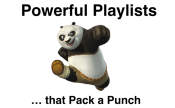 Small 10 step playlist power punch   high authority playlists