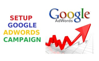 Small setup google adwords ppc campaign