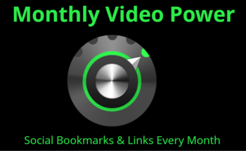 Small video montly power up