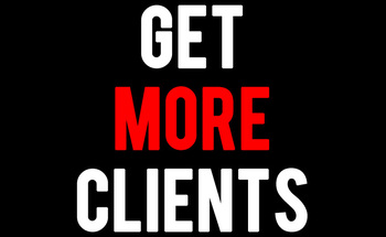 Small get more clients
