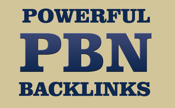 Small powerful pbn backlinks