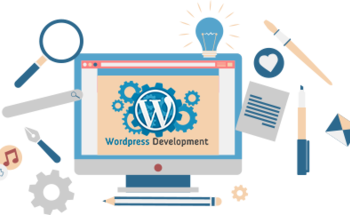 Small wordpress website development
