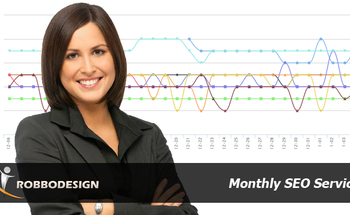 Small robbodesign done for you monthly seo services