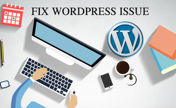 Small fix wordpress errors issues