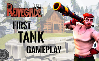Small renegade line first tank gameplay