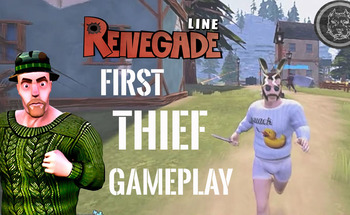 Small renegade line first thief gameplay