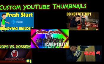 Small custom yt thumbnails
