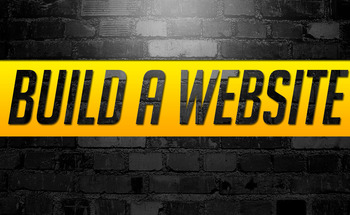 Small build a website