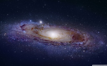 Small andromeda 2 wallpaper 1280x720