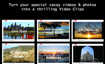 Small video banner