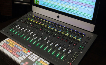 Small 2014 10 10 aes los angeles 2014 pro tools s3 compact control surface 1280x720 1024x576