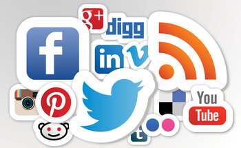 Small social media is sound cre marketing practice