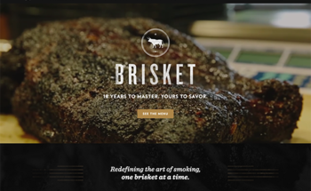 Small website homepage design 2015 4rivers