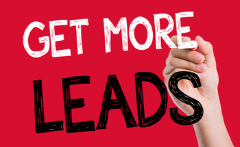 Small get more leads