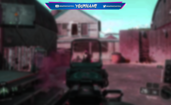 Small twitch overlay template g4u
