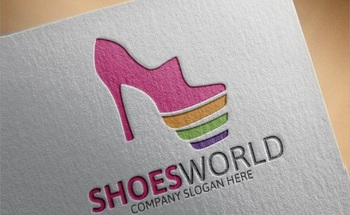Small logoshoes