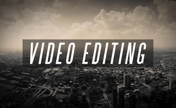 Small video editing