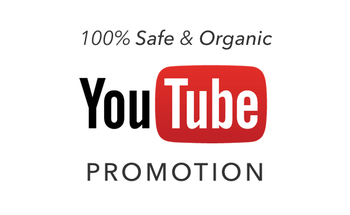 Small youtube promo