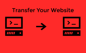 Small website transfer min