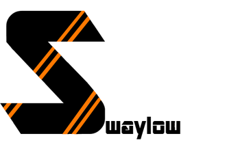 Small swaylow logo design