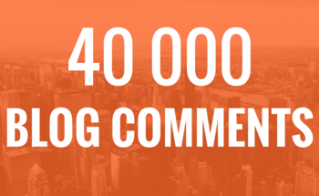 Small 40 000 blog comments
