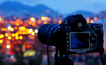 Small professional photography cameras wallpaper 6