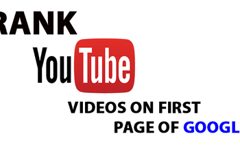 Small how to rank youtube videos on first page of google