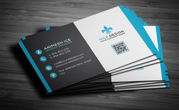 Small business card