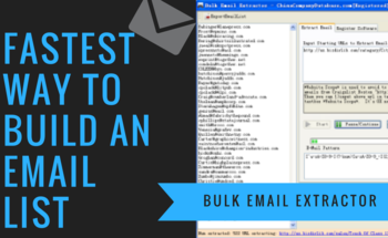 Small fastest way to build a email list