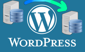 Small wordpress migration