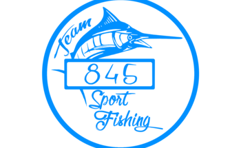 Small team 845 sport fishing logo mk3