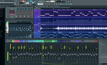 Small fl studio 12.4