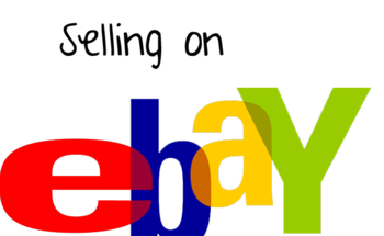 Small selling on ebay for beginners