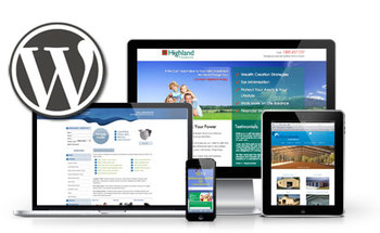 Small wordpress website