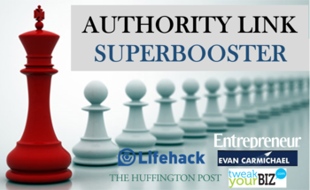 Small authority link superbooster gig