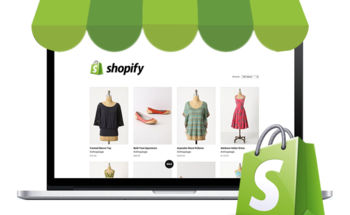Small shopify web design