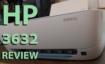 Small hp 3632 printer