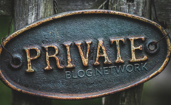 Small private blog network title01