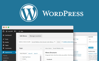 Small how to create wordpress website