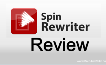 Small article spinner spin rewriter review how to spin an article