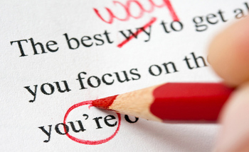 Small proofreading tips