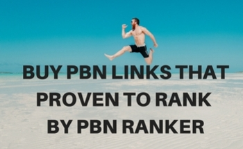 Small buy pbn links that proven to rank from pbn ranker