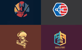 Small logo selling