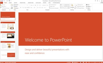 Small powerpoint 2013
