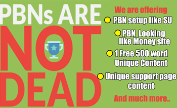 Small pbns are dead