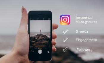 Small instagram management  1