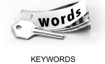 Small keywords